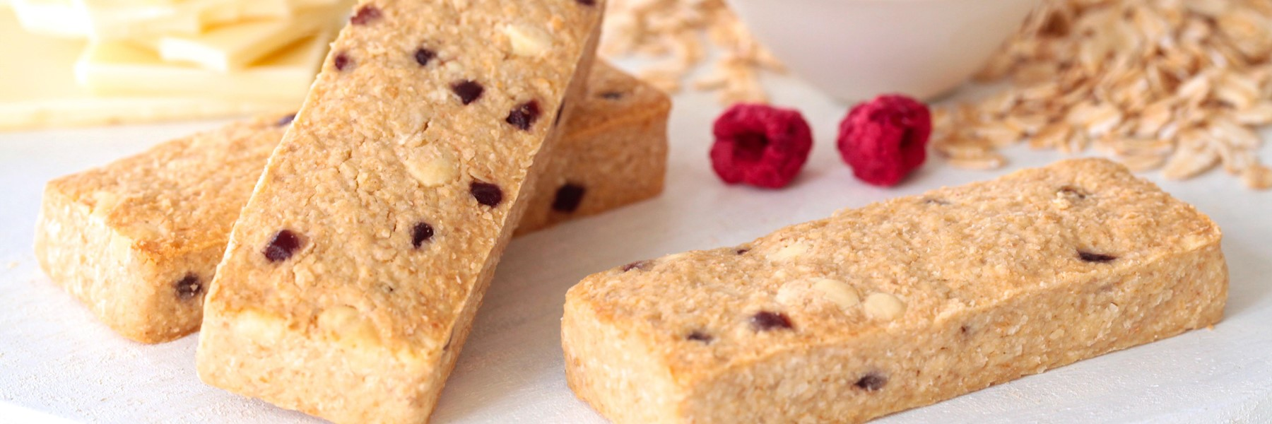 Our delicious Baked Oaty Slices taste just like homemade! See the full range here